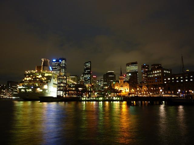 australské Sydney